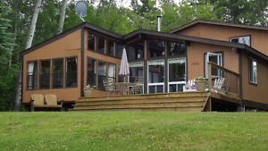 Lake Front Cabin on Lee River, Lac Du Bonnet