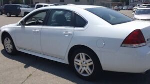 2012 chevy impala ( lease takeover)