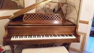 PRICE REDUCED Kimball baby grand piano for sale