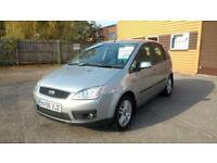 GORGEOUS Ford Focus C-MAX 2.0TDCi Zetec, FSH, NEW MOT & ONLY 78,000 MILES!