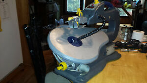 Scroll saw mastercraft
