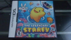 Nintendo DS / 3DS Game for Sale - The Legendary Starfy