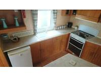 Static Caravan Nr Clacton-on-Sea Essex 2 Bedrooms 6 Berth Atlas Everglade 2005