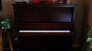 Antiques Upright Piano