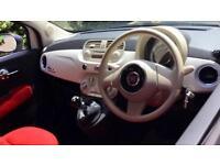 2013 Fiat 500 1.2 Pop with Main Dealer Servi Manual Petrol Hatchback