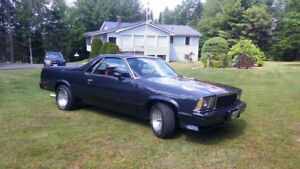 1979 El Camino Royal Knight SS