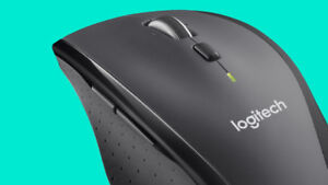 New, Logitech wireless Marathon mouse M705