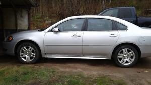2013 Chevrolet Impala LTZ Sedan $14500.00 NOW 13 900.00