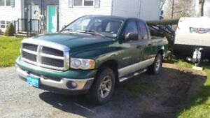 Don't let the year fool you this is a great running Dodge Truck!