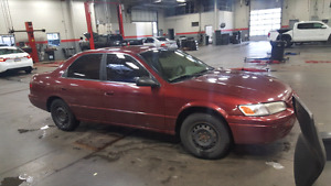 1999 toyota camry  4cyl manual transmission *RARE*