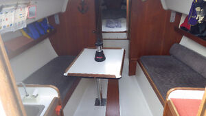 Sailboat Bella C&C25 is for sale! Mint condition, ready to sail! Gatineau Ottawa / Gatineau Area image 7