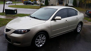 2009 MAZDA 3 GS, NOT BASE MODEL GX SHOWROOM WORTHY, BEST ONLINE!