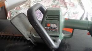 Electric Trimmer(Black & Decker)