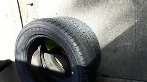 Pair of 235/60r18 Pirelli snow tires for sale, lots of thread