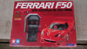 Tamiya Ferrari F50 Club Special 1/12 Scale Kit - Unopened