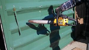Poulan Pro 250 gas chainsaw