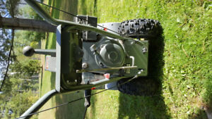 Craftsman Snow Blower 10hp 26 inch cut good working condition