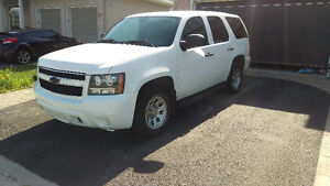 2010 Chevrolet Tahoe Police Vehicle SUV, Crossover