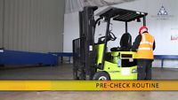 For Hire - Forklift / Warehouse / Parts person (20y experience)