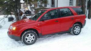 2003 Saturn VUE SUV, Crossover safetied