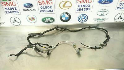PEUGEOT 5008 1.6 HDI BATTERY WIRING LOOM HARNESS 9801723380