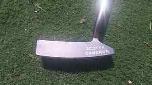 Scotty cameron. Titleist putter