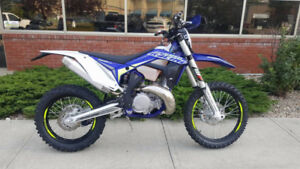 2017 Sherco 300 SE-R Demo Bike - Blackfoot Direct