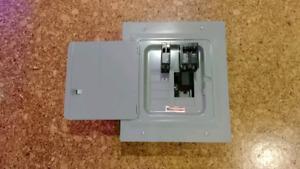 Panneau électrique 125 Ampères