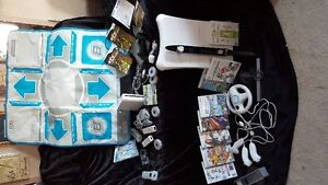 Wii Gaming System - $225