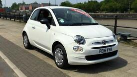 2016 Fiat 500 1.2 Pop Facelift Model Manual Petrol Hatchback