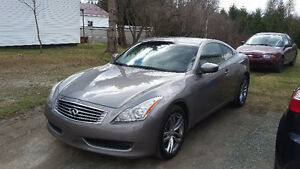 2009 Infiniti G37x coupe Coupe (2 door)