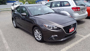 2014 Mazda3 Buy or Take Over Payments