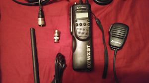 Cobra 38 WX ST Hand held CB Radio