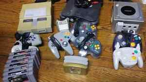 Nintendo lot