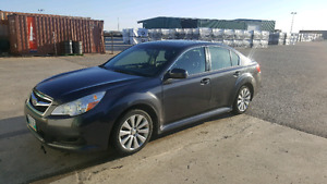 2010 Subaru legacy 2.5i AWD
