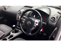 2011 Nissan Qashqai +2 1.5 dCi (110) N-Tec 5dr Manual Diesel Hatchback