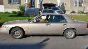 Mercury grand marquis LS 1998 185000km