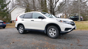 2015 Honda CRV LX FWD PRICE REDUCED