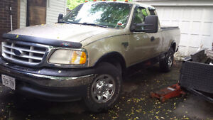 1999 Ford F-250 LD ( F150 HD )truck  7700 series