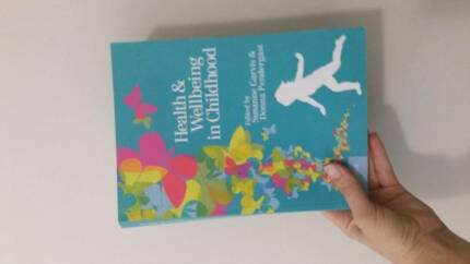 Health & Wellbeing in Childhood Education Textbook