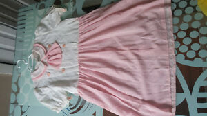 Cute pink and white dress. Great for Anime Cosplay