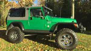 2005 Jeep Other loaded Coupe (2 door) Prince George British Columbia image 5