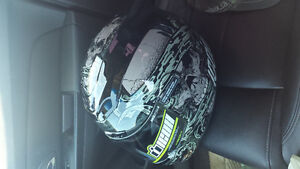 Brand new icon airmada vitriol helmet 300 obo