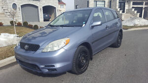 Toyota Matrix Hatchback 2003