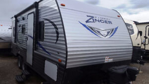 New 2018 Zinger Z1 211 Fully Loaded Only 94.00 Bi-Weekly