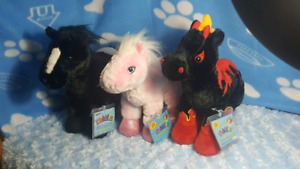 Horse Webkinz! (with tags)