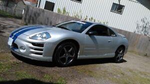 2003 Mitsubishi Eclipse GT 3L V6 (Texas Import) 4 SALE OR TRADE
