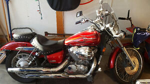 2008 Honda VT750 Shadow
