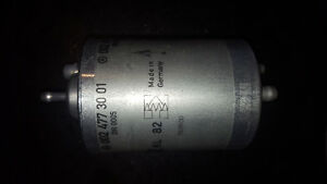 New in Box Mercedes Benz/Chrysler Crossfire fuel filter