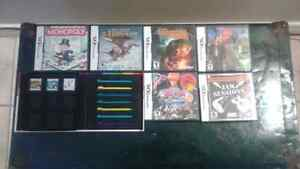 Nintendo DS with 9 games Gatineau Ottawa / Gatineau Area image 2